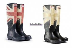 Hunter, patriotismo por bandera en su colección Original Brit