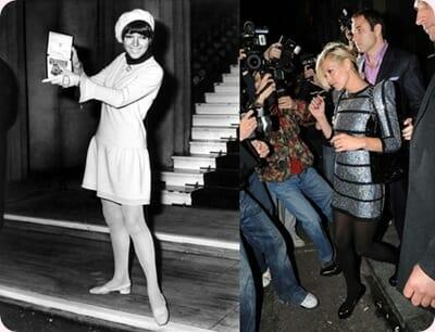 La minifalda cumple 50 años
