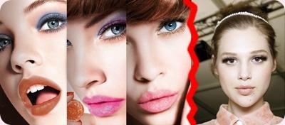 Tendencias Belleza: Look Candy