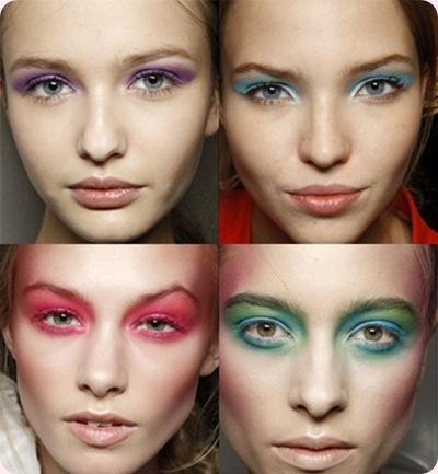 Tendencias maquillaje Verano 2012