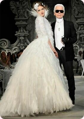 Chanel, vestidos de novia
