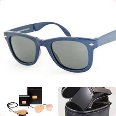 Tendencias complementos, gafas de Sol plegables