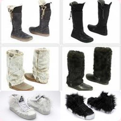 La tendencia Furry, todo un must de la temporada invernal 2012-2013