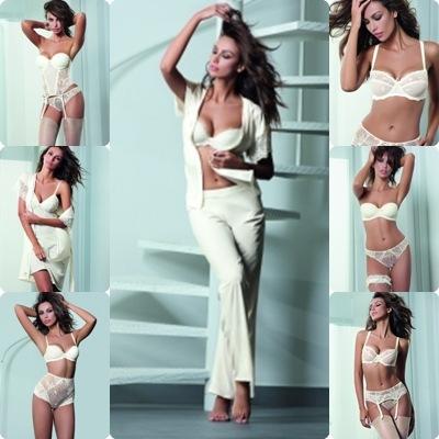 Ropa interior bikinis sujetador bra sosten tangas for Ropa interior novia la perla