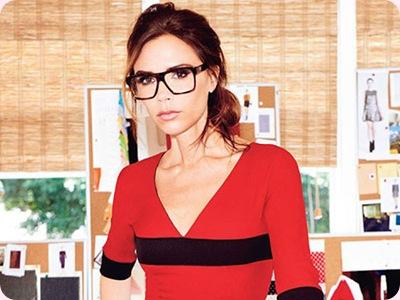 Victoria Beckham presenta su primera línea de gafas graduadas