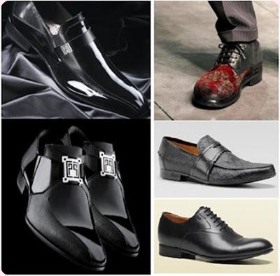 Tendencias zapatos novios Otoño-Invierno 2012-2013