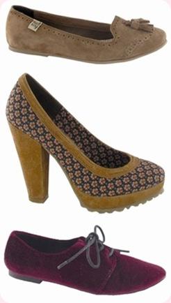 Coolway zapatos de mujer, Otoño 2012