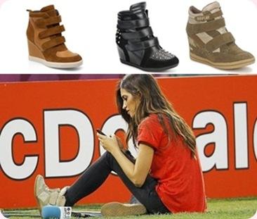"""Calzado mujer tendencias: Las """"sneakers"""" de Isabel Marant todo un must!!!"""