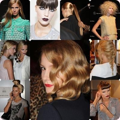 Tendencias peinados Mujer Primavera 2013