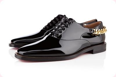 Christian Louboutin presenta sus nuevos zapatos para hombre