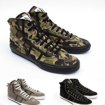 Tendencias calzado:TST SHOES / Botas + zapatillas= mix de géneros