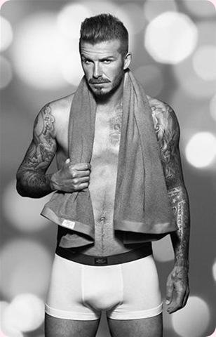 David Beckham vuelve a ser imagen de H&M Underwear
