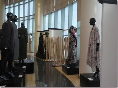 """Inauguración de la exposición de Roberto Verino """"25 años en moda"""", en El Corte Inglés de El Bercial"""