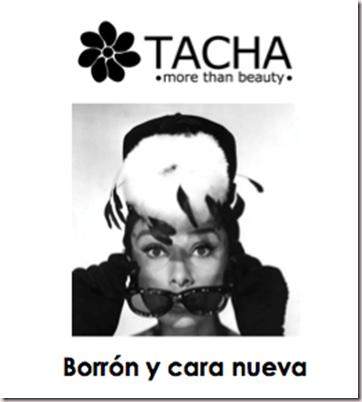 """El Centro de Belleza Tacha incorpora una """"carta  de  placeres  saludables"""""""