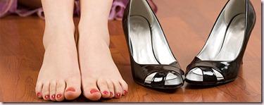 ¿Te cortarías un dedo del pie por lucir taconazos? 2