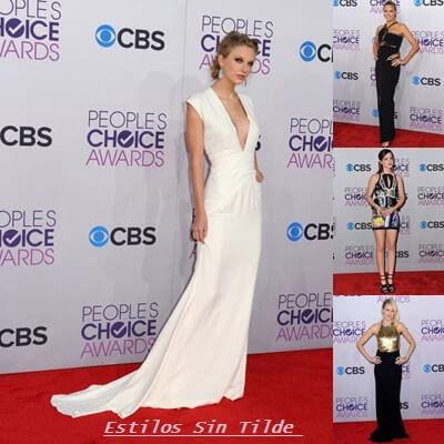 People Choice Awards 2013, las mejor vestidas son… 1