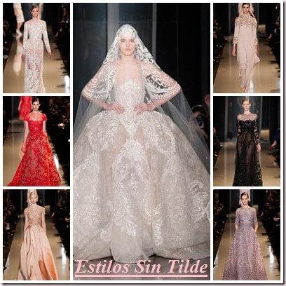 Elie Saab Alta Costura 2013 1