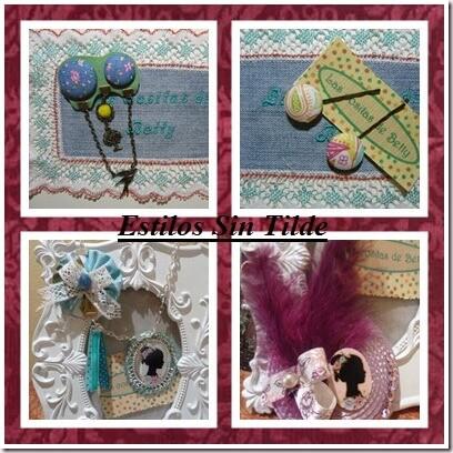 Las Cositas de Betty, accesorios llenos de dulzura 2