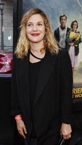 Drew Barrymore no se obsesiona con su peso 2