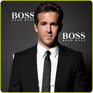 Hugo Boss ficha de nuevo a Ryan Reynolds