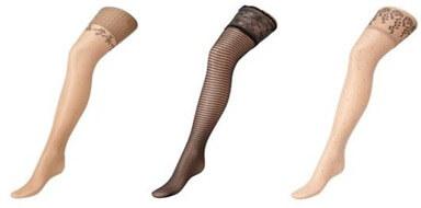 Románticas piernas con Goldenpoint 1