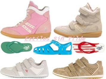 Este verano, calzado unisex infantil_ U.S. Polo Assn 2
