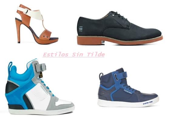 G-Star Footwear presenta su colección Primavera-Verano 2013 Para él y para ella 1