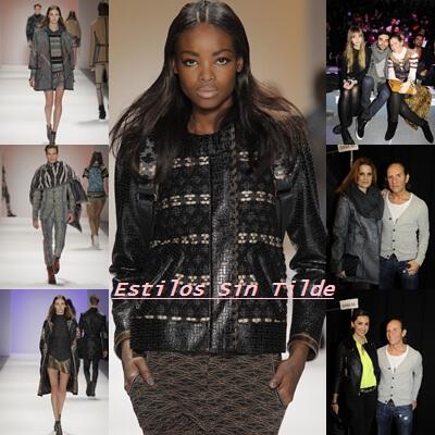 "Custo Barcelona reinterpreta la historia de ""La Bella y la Bestia"" en la New York Fashion Week 2"