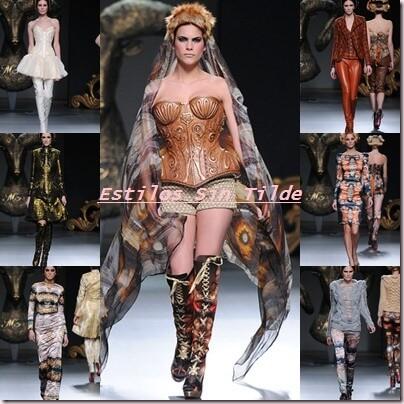 Maya Hansen deslumbra con su desfile de moda 1