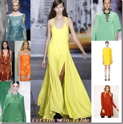 Tendencias de colores 2013 para esta Primavera-Verano 1