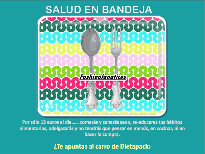 DIETAPACK: SALUD EN BANDEJA 2