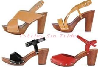 Apuesta por las tachuelas en el calzado de moda para Primavera-verano 2013 1