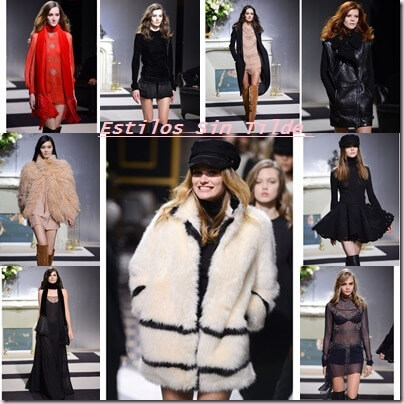 Moda H&M mujer Otoño-Invierno 2013-2014
