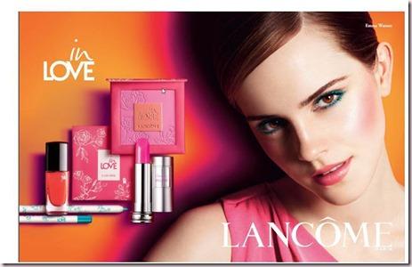Lancôme presenta su nueva colección de maquillaje Primavera-Verano 2013