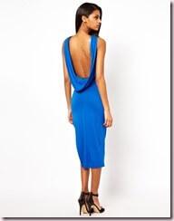 Tendencias moda mujer, espaldas al aire