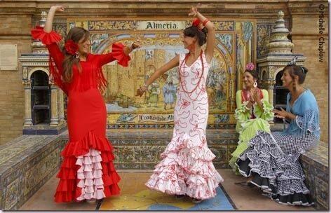 Tiendas online de Trajes de Flamenca 2
