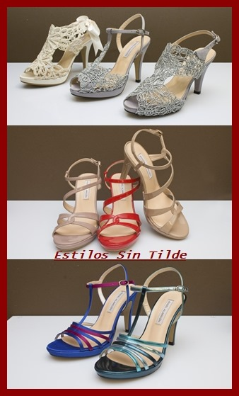 Convierten Sandalias Del Las 2013 En Calzado De El Fiesta Verano Se WdxBCoer