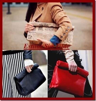 Paper bag, tendencia en bolsos.