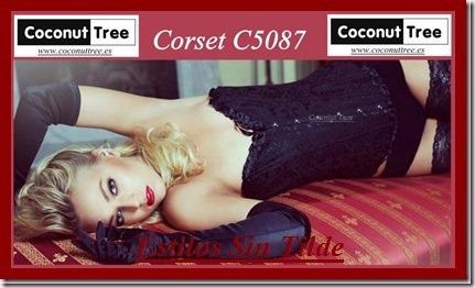 ¿Te gustan los corsés? participa en el sorteo de Coconut Tree 2