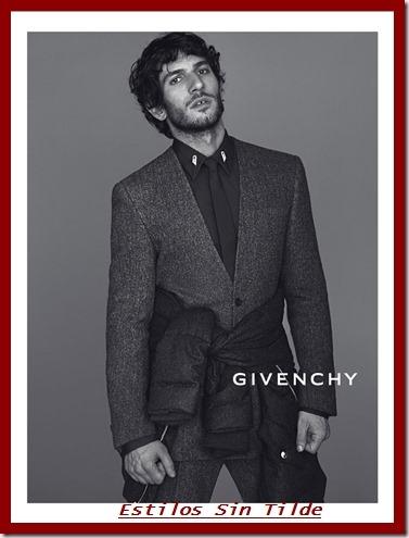 Quim Gutiérrez imagen de Givenchy 1