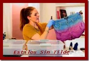 Cómo teñir la ropa y dejarla como nueva