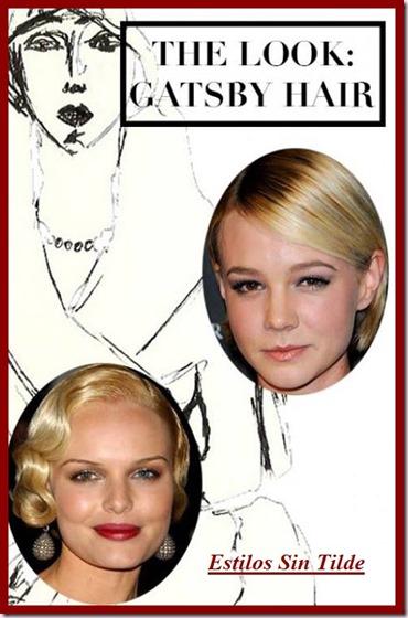 Cortes de pelo años 20, apúntate al peinado Gatsby