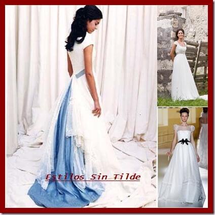 5 tendencias en vestidos de novia que triunfarán en el 2014
