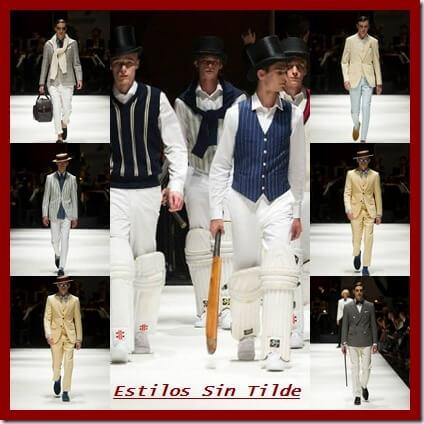Los años 60 siguen siendo tendencia en la moda hombre 2014 1