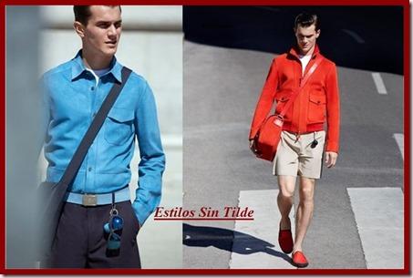 Nueva colección de moda Loewe para hombre