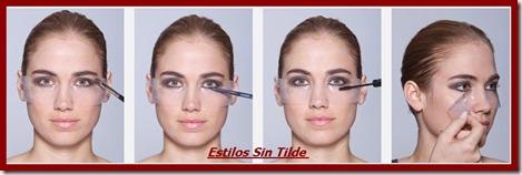 maquillar sin mancharte
