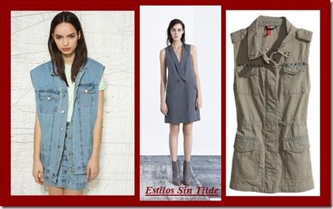 Cómo combinar tu chaleco de moda