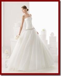 Tela para vestidos de novia