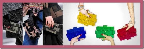 Chanel y su bolso Lego