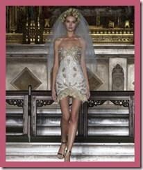 Pronovias presenta nueva colección de vestidos de novia Primavera-Verano 2014